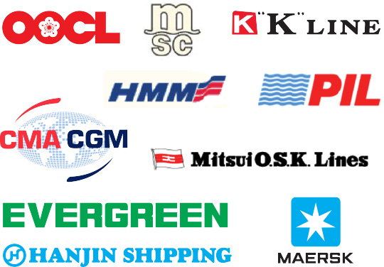 major-support-shipping-carriers